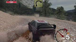 Colin McRae Rally 04 PC Gameplay HD