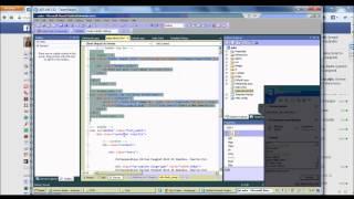 Asp net Master Page ve Hazır Tasarım Template Kullanma