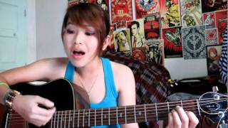 Heart Vacancy (The Wanted) - Mandy Nikko (Guitar Cover)
