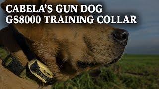 Cabela's Gun Dog GS-8000 Training Collar