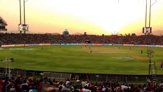 Amazing view of MCA Pune International Cricket Stadium - IPL 2017 RPS vs RCB