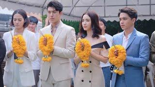 """Tee ใครทีมันส์"" บวงสรวงละครช่อง 3 | นาย ณภัทร-จีน่า ญีณา | thai drama Ch3Thailand 2019"