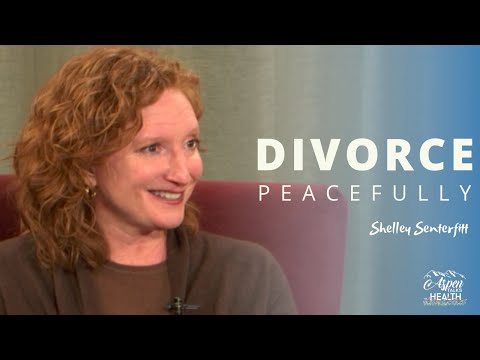 How To Divorce Kindly And Co-Parent Successfully | Shelley Senterfitt