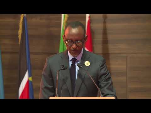 President Kagame speaks at the 31st Summit of the African Un