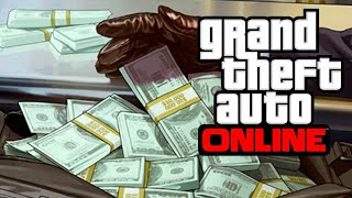 (PS4) Grand Theft Auto Online Doomsday Heist And Active Random Missions Money Grinding