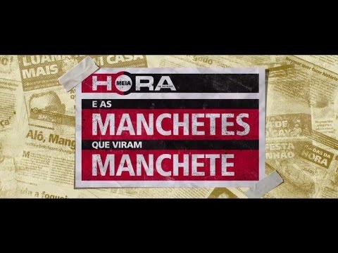 Trailer do filme Meia Hora e as Manchetes que Viram Manchete