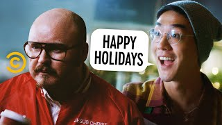 Who Started the War on Christmas? (A Ken Burns Parody) – wellRED Comedy
