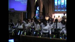 Battlezone - Anselm Douglas - SMA3SO Steelpan Cover 2010