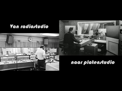 Studio Hilversum: Van radiostudio naar platenstudio