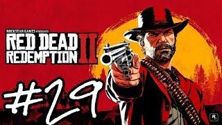 IDEALNY RABUNEK - Let's Play Red Dead Redemption 2 #29 [PS4]