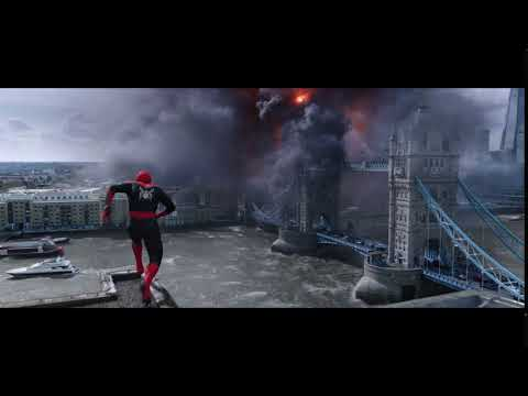 """spider-man:-far-from-home:-""""time"""""""