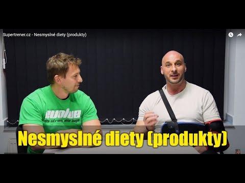 Supertrener.cz - Nesmyslné diety (produkty MANA, Dietal, Ketodieta)