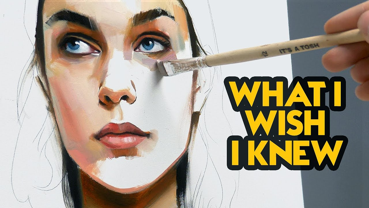 Download 5 Things I Wish I Knew as a BEGINNER ARTIST