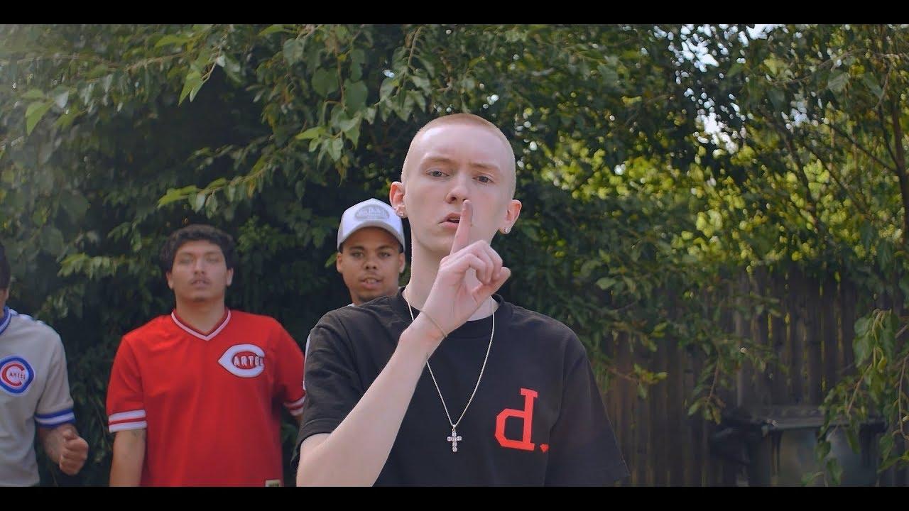 Slim Jesus - 'The Race' (Remix) / Shot By Hogue Cinematics