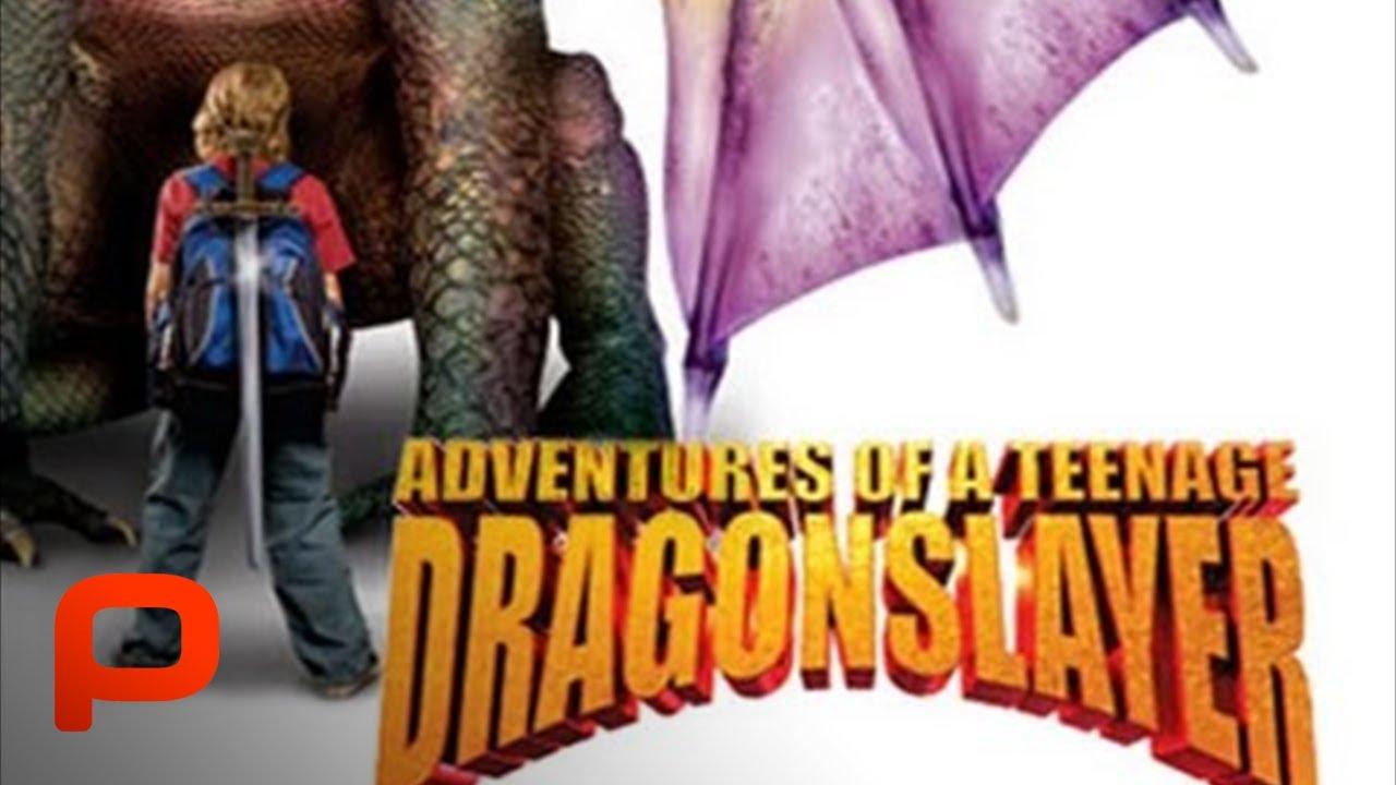 Adventures Of A Teenage Dragonslayer Full Movie Pg