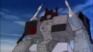 Transformers G1 en Latino - Tripticon Vs Metroplex