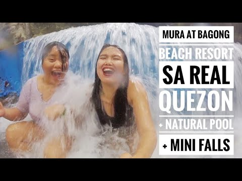 BEACH PLS!! | Murang Resort alert!!  | Real Quezon | MEGZ V VLOG 22