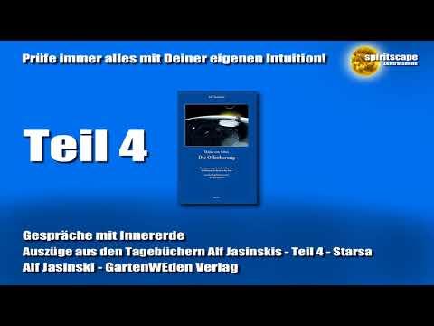 Gespräche mit Innererde - Teil 4 - Starsa (Alf & Christa Jasinski)
