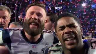 Superbowl XLIX Patriots Julian Edelman & Malcolm Butler are Going to Disneyland!  Commercial