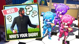 Fortnite WHO'S YOUR DADDY? PAPA HASST MICH! - mit Rewinside & Alphastein