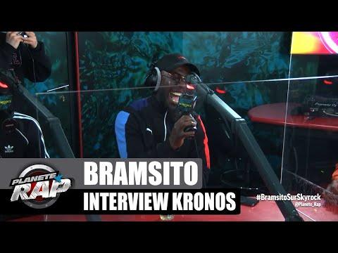 Youtube: Bramsito – Interview Kronos: une fan étrange, la campagne, son premier job… #PlanèteRap