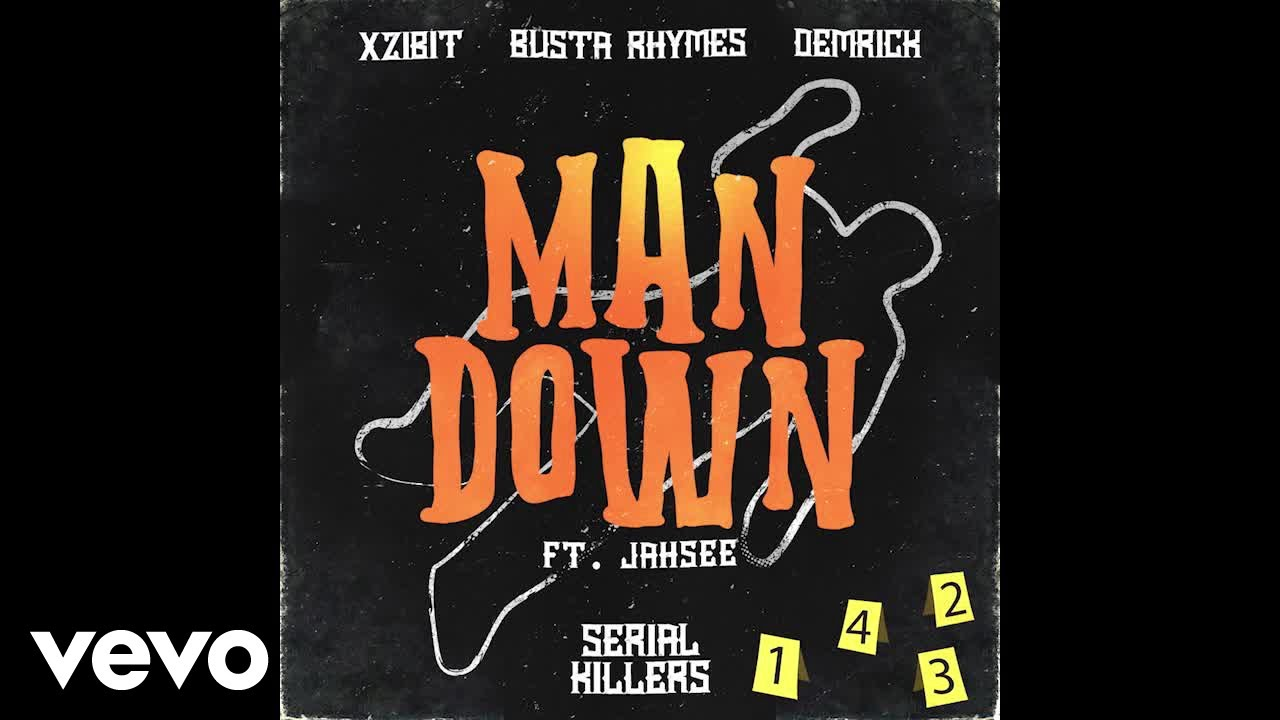 Xzibit, B-Real, Demrick - Man Down (Audio) ft. Busta Rhymes, Jahsee