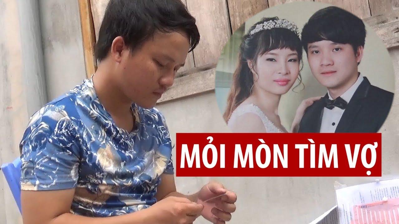 Đau khổ mỏi mòn vì người vợ trẻ quê Nghệ An mất tích ở Trung Quốc