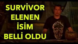 Survivor 7 Mart Kim Elendi? SMS Birincisi Kim Oldu?