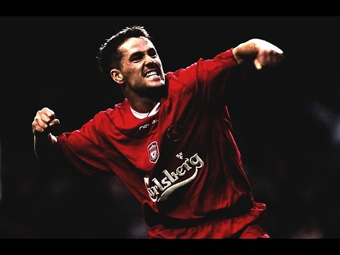 Michael Owen ● Top 10 Liverpool Goals