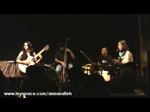 Summer Samba / So Nice- Anna Salleh and friends