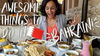 Awesome Things to Do in Bahrain!