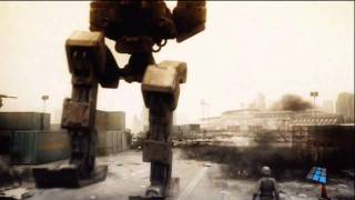 Armored Core 4 (Intro)