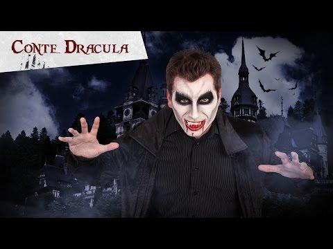 Trucco Halloween Vampiro Uomo.Trucco Halloween Vampiro
