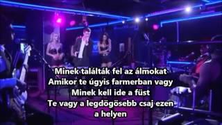 Robin Thicke - Blurred Lines (MAGYAR szöveg)