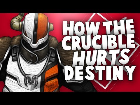 Would Destiny be Better WITHOUT the Crucible?