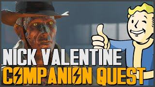Fallout 4: Nick Valentine Companion Quest Guide (Unlocks Main Quest on Finding Shaun)