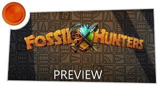 Fossil Hunters - Preview - Xbox One