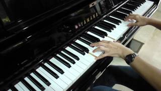 【Sometimes Love Just Ain't Enough by Patty Smyth,Don Henley】piano cover