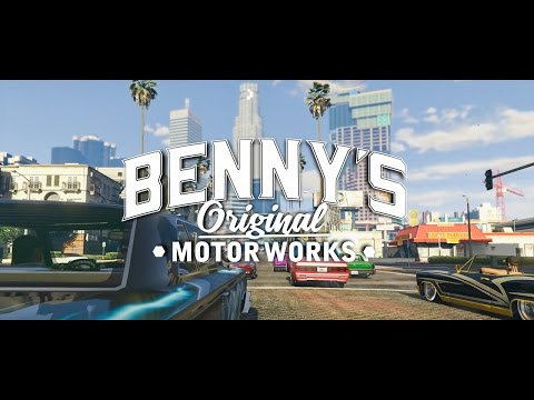 GTA V Online: Lowriders - Soundtrack of the official Benny's Original Motor Works Trailer | HD & HQ