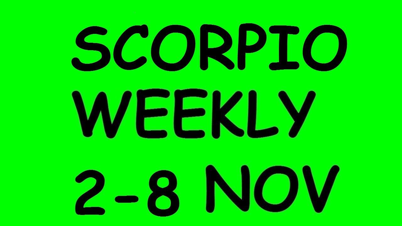 Scorpio This Week Love
