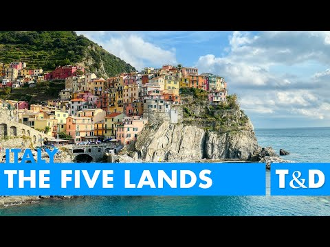 Five Land - The Cinque Terre - Italy - Travel & Discover