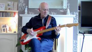 Who's Sorry Now - Connie Francis - instrumental cover by Dave Monk