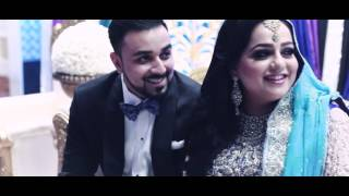 Tareq & Aysha Reception highlight | WishTree Cinemas |Mickey Singh & Waseem Stark - Bad Girl |