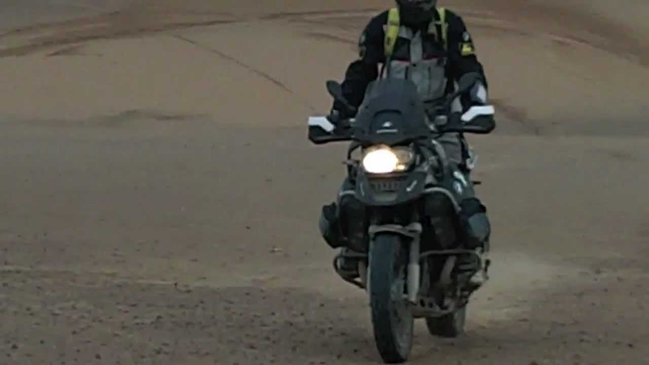 Bmw R 1200gs Adventure Test Touratech Desierto 3 South