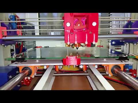 RepRap Auto Bed Leveling with BLTouch part 1