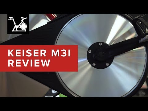 Bike Review: Keiser M3i Indoor Cycle