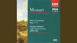 Horn Concerto No. 4 in E Flat, K.495: II. Romanza (Andante cantabile)