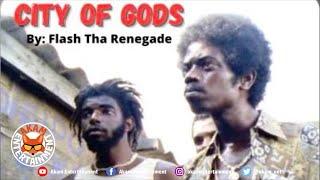 Flach Tha Renegade - City Of Gods [Audio Visualizer]