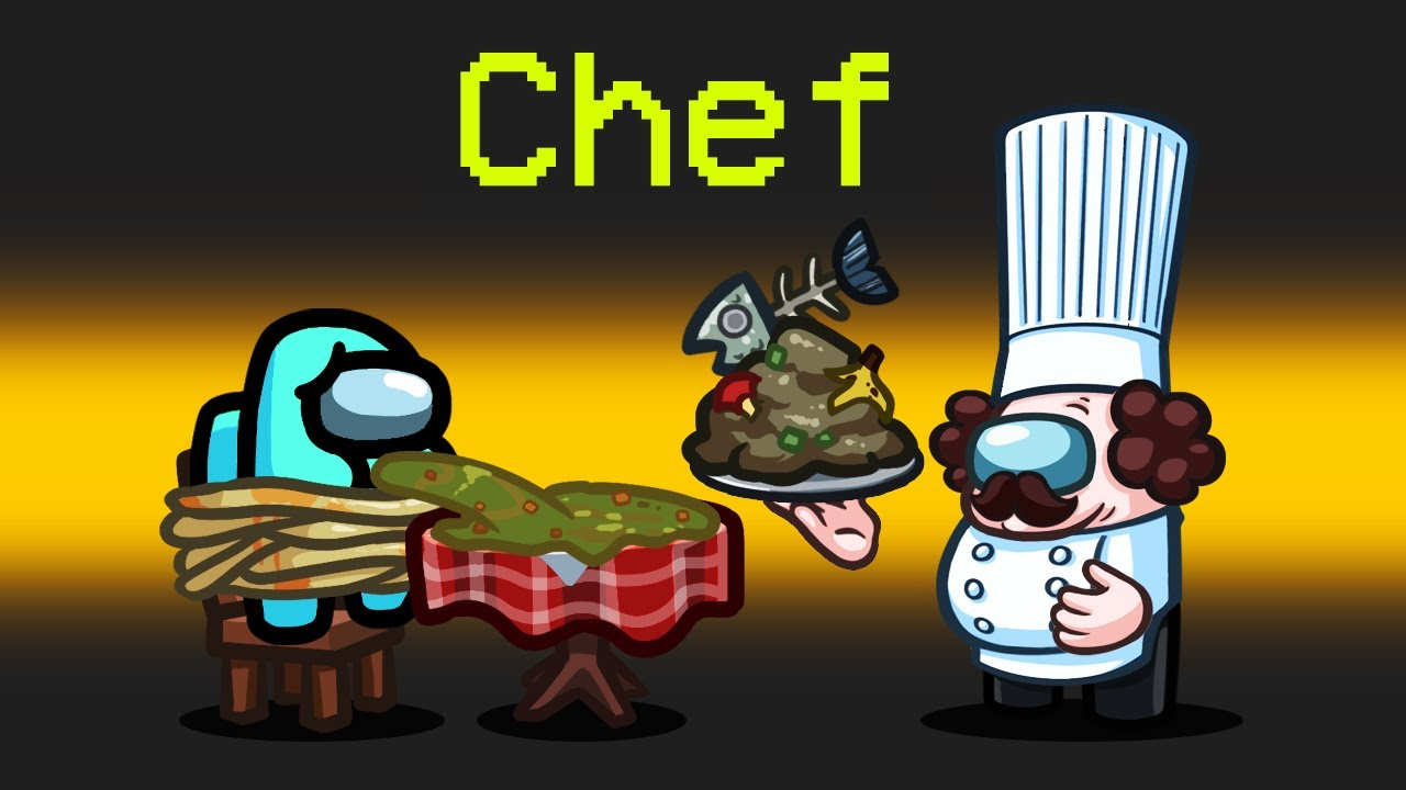 Download *CHEF* IMPOSTER in Among Us