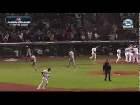 Jason Giambi Pinch Hit Walk Off Home Run Pt. II - Tom Hamilton